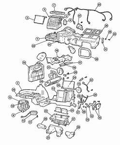 Timing Chain 2004 Chrysler Sebring Water Pump Diagram