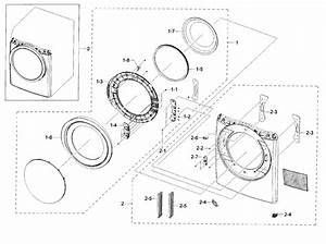 Wiring Diagram Samsung Dryer Dv42h5400ef  A3