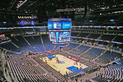 Top Digital Signage & Technology in Basketball Arenas