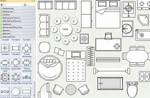Floor Plan Furniture - Home Design