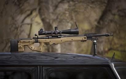 Sniper Rifle Wallpapers 4k Desktop Gun Assault