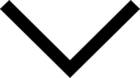 Drop Down Arrow Svg Png Icon Free Download (#295694