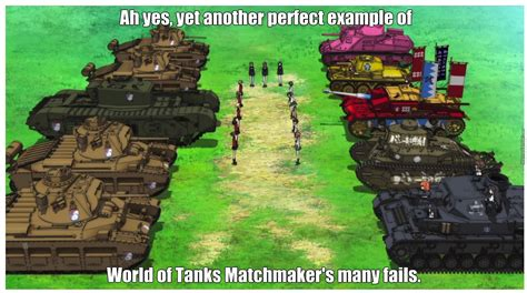 World Of Tanks Memes - world of tanks matchmaking potato mm by shiftyone meme center