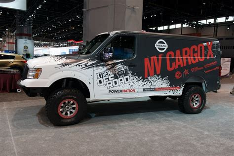 Nv Cargo X by 2017 Nissan Nv Cargo X Project Picture 706335