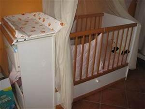 Lit Avec Table à Langer : lit bebe table a langer a vendre pour bebe ~ Teatrodelosmanantiales.com Idées de Décoration
