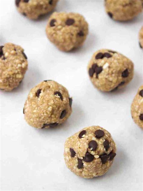 Kitchen Essentials Cookie Dough by Vegan Cookie Dough Bites Healthy Liv