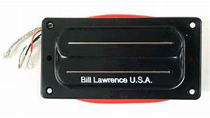 Bill Lawrence Usa Gibson Size Guitar Pickup L500xl Dimebag