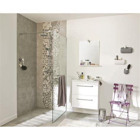 salle de bain gris clair carrelage salle de bain gris fonce