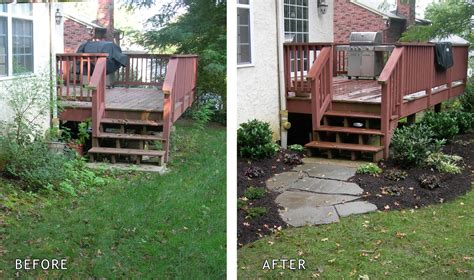 landscaping before and after home sweet home is curb appeal important