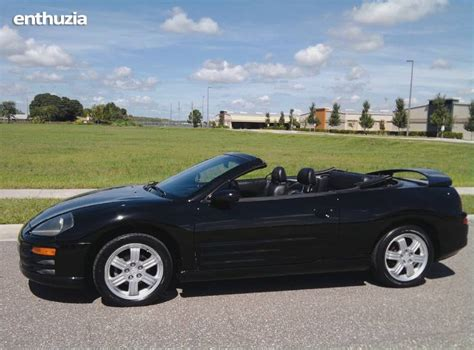 Mitsubishi Eclipse Spyder Gt For Sale by Photos 2001 Mitsubishi Eclipse Spyder Gt Convertible For