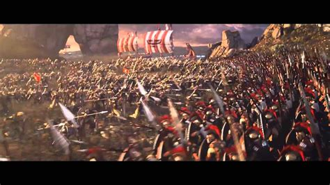 Spartan War by Sparta War Of Empires Moment Of Cinematic