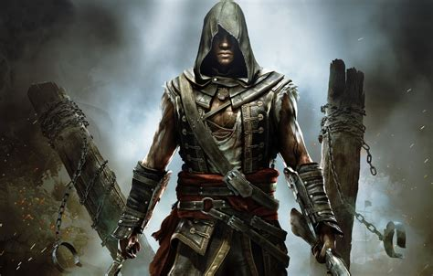 Assassins creed iv black flag edward iphone 6 plus hd wallpaper. Wallpaper pirate, assassin, Assassin's Creed IV: Black Flag, Cry Freedom, Adewale, Adewale ...