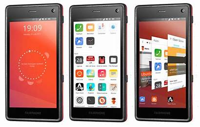 Linux Ubuntu Smartphone Running Everything Fairphone Need