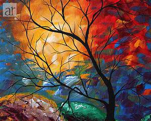 25 Mind blowing Colorful Landscapes by MADART - Ultra ...