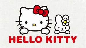 Kitty White and My Melody - Hello Kitty wallpaper ...