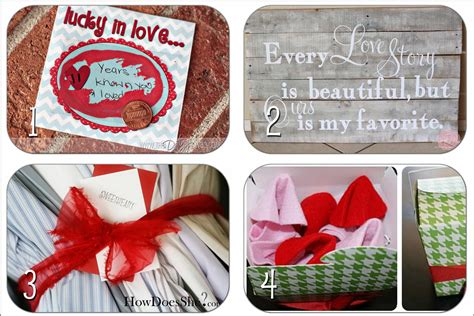 valentines presents 39 s day diy gifts for him