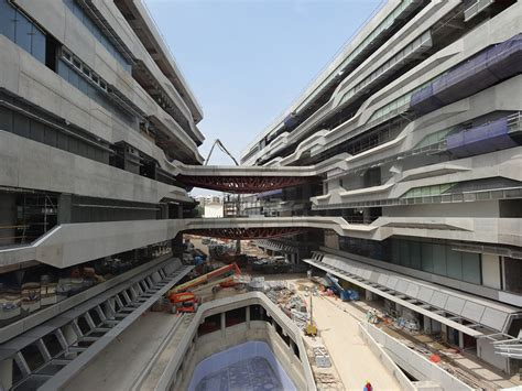 delaware college of and design construction underway at singapore cus by