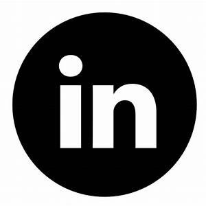 Circle, linkedin icon | Icon search engine