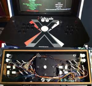 summer of the diy arcade pt2 the mame cabinet x arcade