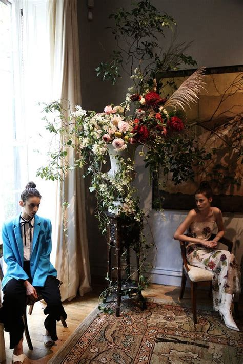 florists fashion designers love   york london
