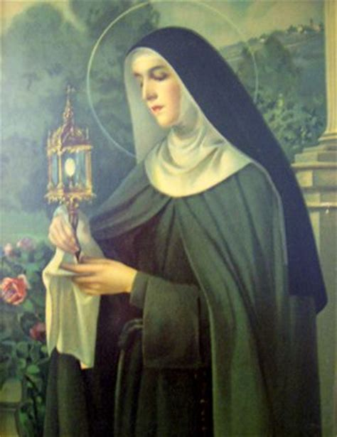 of our of grace st clare of assisi