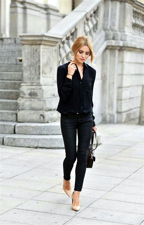 All Black Outfits Ideas for Teens