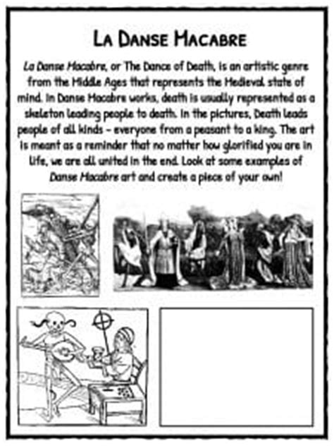 middle ages facts information worksheets study resources