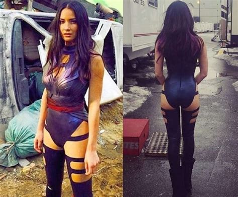 Exclusive First Look At Olivia Munn S Nude And Sex Scenes From X Men Apocalypse