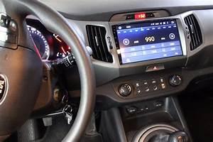 Radio Android Original Kia Sportage Revolution 2011-2016