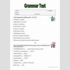 17 Free Esl Definite And Indefinite Articles Worksheets
