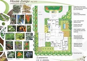 House Zungu Outline Landscape Architects