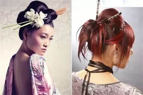hair sticks styles what do really think about the bun quora 3327
