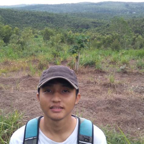 Chandra Triedi Saputro  Gadjah Mada University, Yogyakarta  Ugm  Department Of Forest