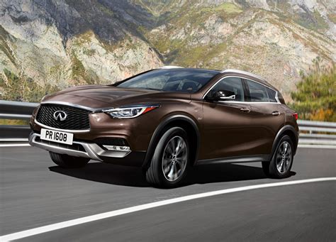 infiniti qx30 review parkers