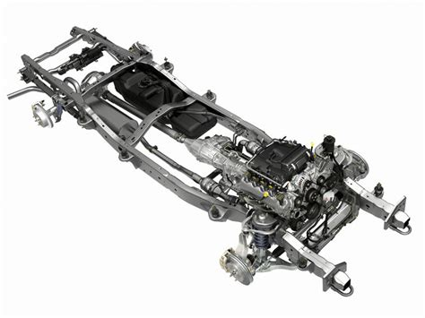 ford  drivetrain picture pic image