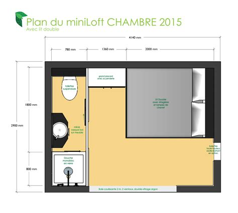image result for aménagement studio 12m2 loft studio