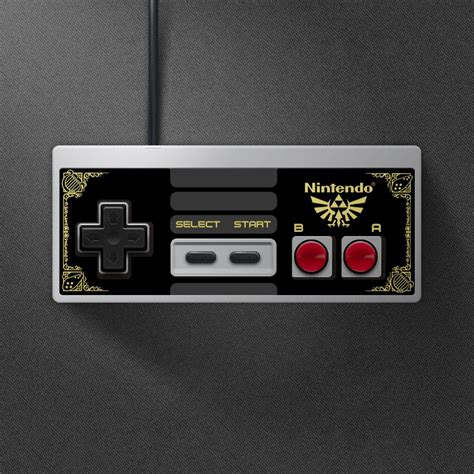 Legend Of Zelda Special Edition Peel And Stick Label For