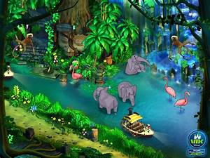 Jungle Animal Wallpaper - WallpaperSafari