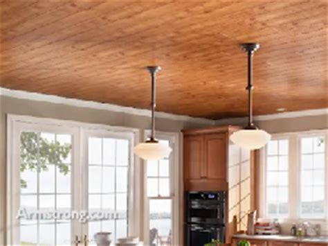 Armstrong Woodhaven Beadboard Ceiling Planks by Armstrong Woodhaven Reviews 2015 Home Design Ideas