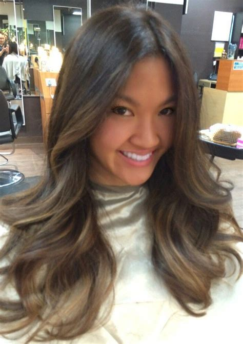 Japanese With Brown Hair by 1000 Ideas About Asian Brown Hair On Brown