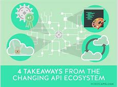 4 Important Takeaways from the Changing API Ecosystem