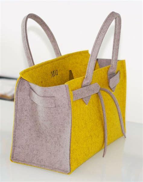 artak kunst bag wool felt bag inspired   famous