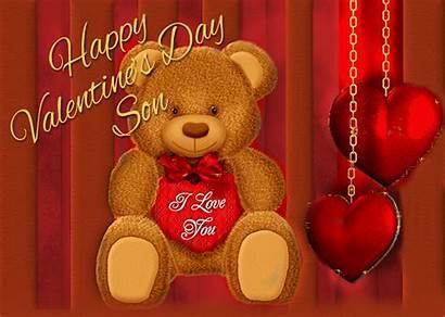 Happy Valentine Son Valentines Say Llerrah