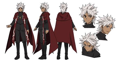 Shirou Kotomine A-1 Pictures Fate Apocrypha