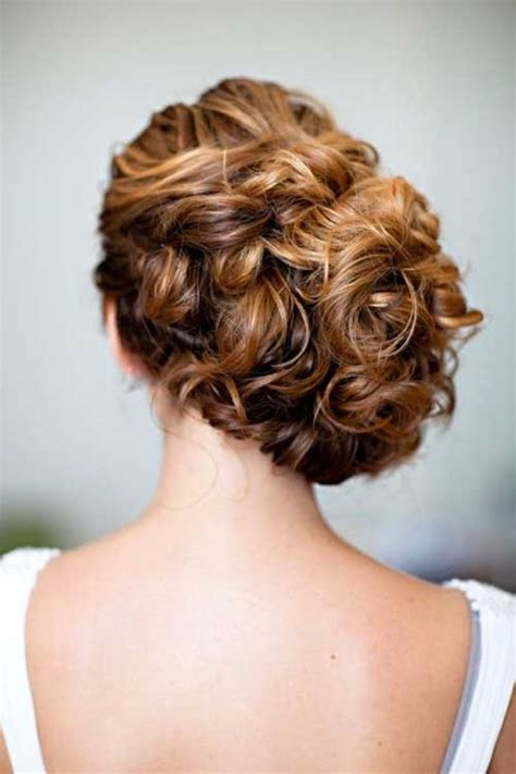Wedding Hairstyles Updos With Curls by 23 New Beautiful Wedding Hair Hairstyles Haircuts 2016