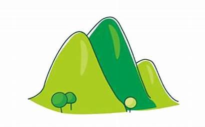 Hill Cartoon Clipart Hills Transparent Webstockreview Lovely