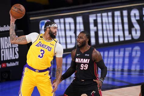 Los Angeles Lakers vs. Miami Heat free live stream (10/2 ...