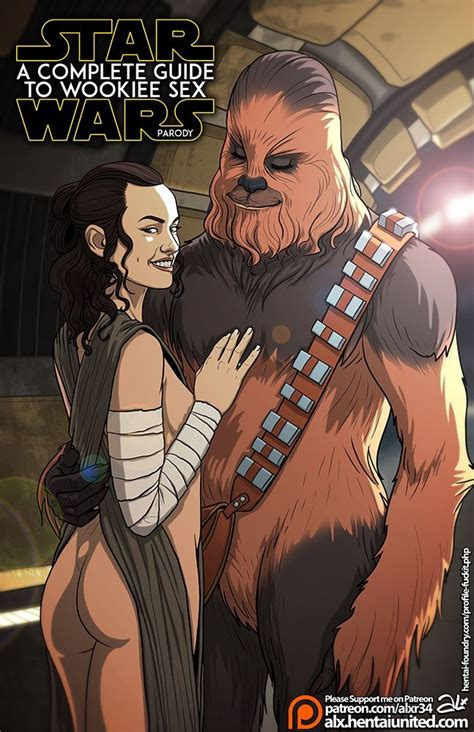 star wars a complete guide to wookie sex porn comics galleries