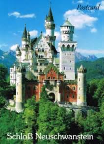 Mad King Ludwig Castle Germany Neuschwanstein