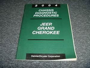 2004 Jeep Grand Cherokee Chassis Diagnostic